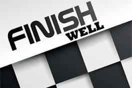 FINISH WHAT YOU START...
